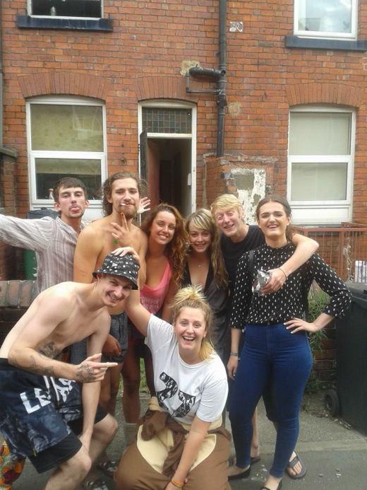 Leeds peeps